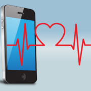 Telemedicine phone heart